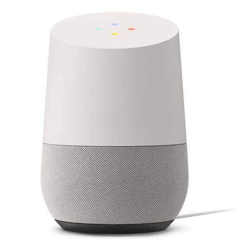 Google Home Smart Speaker - Wit - Nederlandstalig